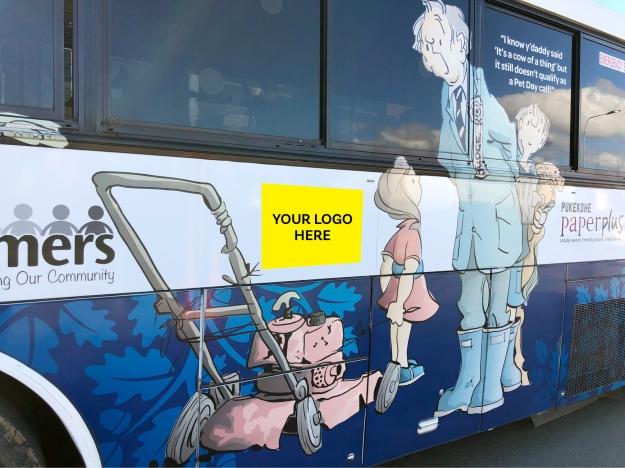 Side bus spot
